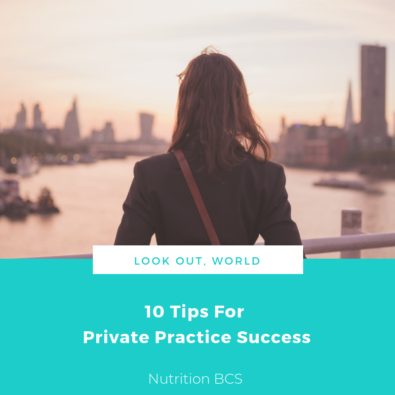 10 Lesser-Known Tips for Private Practice Success